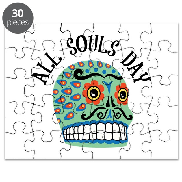 All souls day puzzle by hopscotch5 for All souls day coloring pages