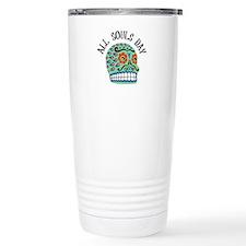 All Souls Day Travel Mug
