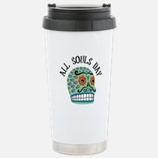 All Souls Day Travel Mug