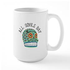 All Souls Day Mugs