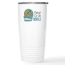 Feast Of All Souls Travel Mug