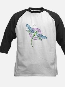 Whimsical Dragonfly Baseball Jersey