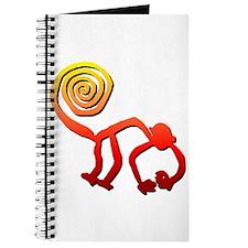 Nazca Monkey (sunset) Journal