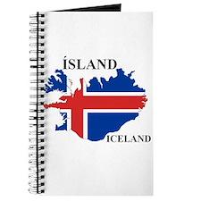 IcelandFlagMap Journal