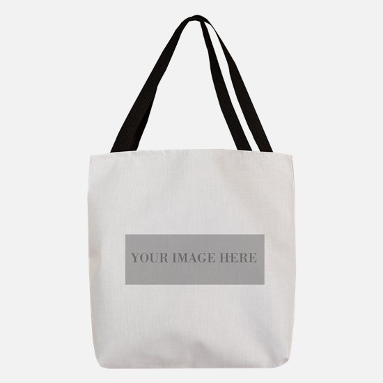 Your Image Here Polyester Tote Bag