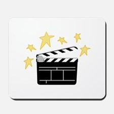 Action Clapperboard Mousepad