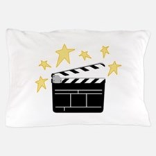 Action Clapperboard Pillow Case