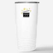 Action Clapperboard Travel Mug