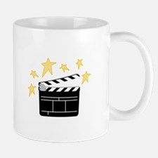 Action Clapperboard Mugs