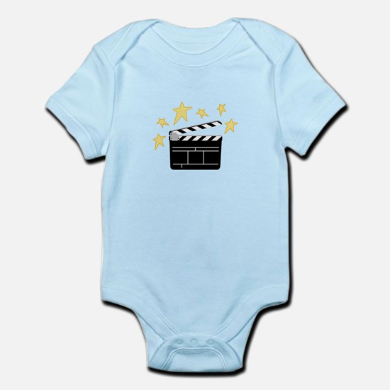 Action Clapperboard Body Suit