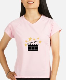 Action Clapperboard Performance Dry T-Shirt
