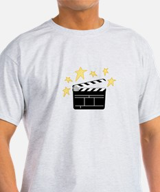 Action Clapperboard T-Shirt