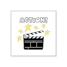 Action Sticker