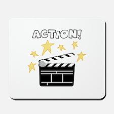 Action Mousepad