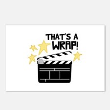 Thats a Wrap Postcards (Package of 8)