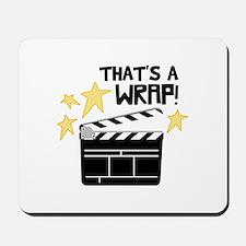 Thats a Wrap Mousepad