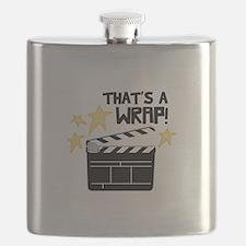 Thats a Wrap Flask