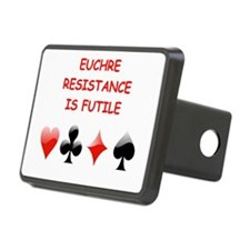 EUCHRE Hitch Cover