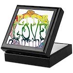 Let the Love Continue Keepsake Box
