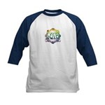 Let the Love Continue Kids Baseball Jersey