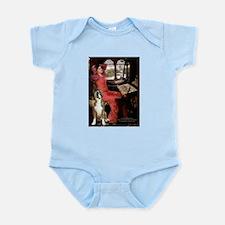 Lady & Boxer Infant Bodysuit