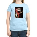 Lady & Boxer Women's Light T-Shirt