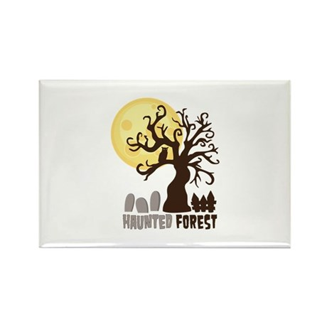Hanunted Forest Magnets
