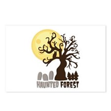 Hanunted Forest Postcards (Package of 8)