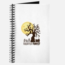 Hanunted Forest Journal