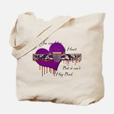 Purple Heart Tote Bag