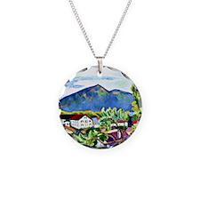 August Macke - Spring Landsc Necklace