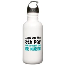 ER Nurse Creation Water Bottle