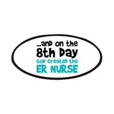 ER Nurse Creation Patches