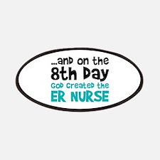 ER Nurse Creation Patches