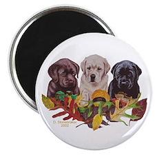 Labrador Art Magnet (10 pk)