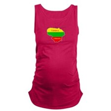 Lithuania Maternity Tank Top