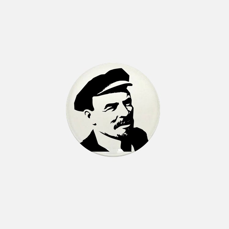 Lenin Mini Button