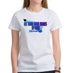 Wins Souls Is Wise Bk./Ft. Women's T-Shirt