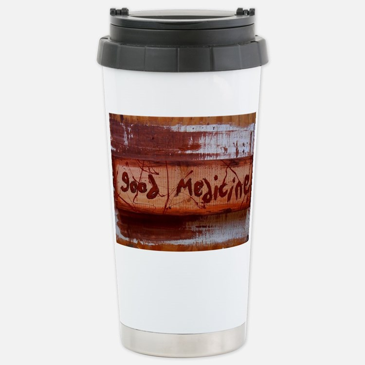 good medicine Travel Mug