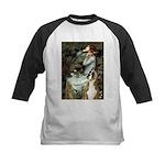 Ophelia & Boxer Kids Baseball Jersey