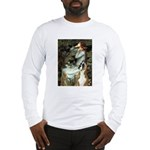 Ophelia & Boxer Long Sleeve T-Shirt