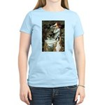 Ophelia & Boxer Women's Light T-Shirt