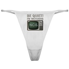 BE QUIET! Classic Thong