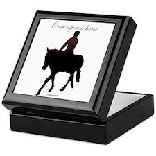 Horse Theme Design #56000 Keepsake Box