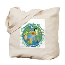 Earth Day 2007 Tote Bag