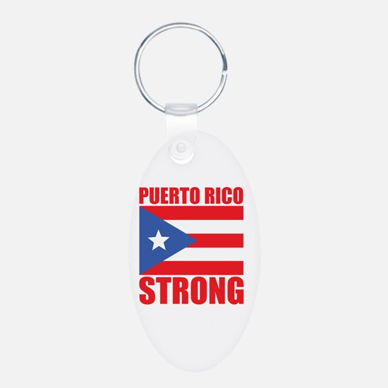 Cute Puerto rico Keychains