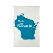 Made in Wisconsin Magnets