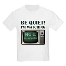 BE QUIET TWO T-Shirt