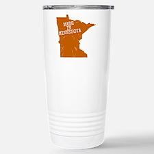 Made in Minnesota Travel Mug