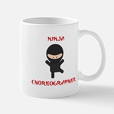 Ninja Choreographer Mug